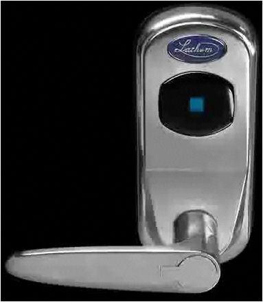 Lathem Lx100 Proximity Badge Door Locks