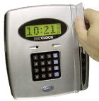 Lathem PC400 PayClock Pro at www.raleightime.com