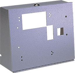 J-350-XR Mounting Box w/ external reader at www.raleightime.com