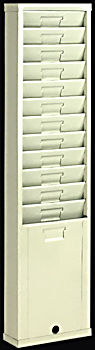 167H time card rack at www.raleightime.com