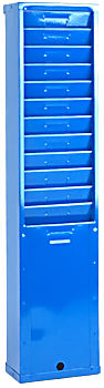 254H time card rack at www.raleightime.com